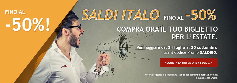 Italo a -70%